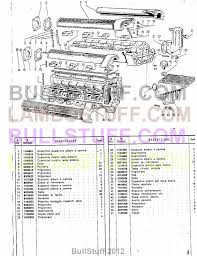 1974 1978 lamborghini countach lp400 usa cylinder heads 1