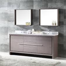 Fresca Bath Fvn8172go Allier 72 Modern Double Sink Bathroom