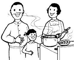 cooking clipart black and white. Plain Clipart And Cooking Clipart Black White N