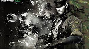 Metal Gear Solid Wallpapers - Wallpaper ...