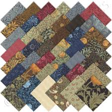 Moda Best of Morris Charm Pack Fabric Squares Quilting | Best of ... & Moda Best of Morris Charm Pack Fabric Squares Quilting Adamdwight.com