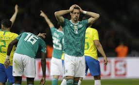 Almanya 0-1 Brezilya Maçı Özet izle (Almanya Brezilya maç özeti golleri)