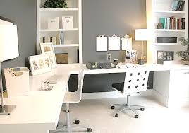white home office. White Home Office L