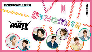 Light It Up Like Dynamite: BTS Coming to Party Royale on September 25 -  Xbox Wire