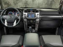 toyota 4runner interior 2016 2018 car