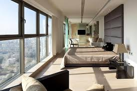 Elegant ... View Of The City Luxury Opera Penthouse With Inspiring Armani Design  Décor In Israel ...