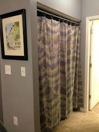 how to cover a closet without doors medium size of replacing closet doors with sliding doors