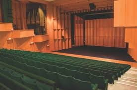 Recital Hall The Performing Arts Center Purchase College