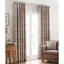 Coral Patterned Curtains New Decorating