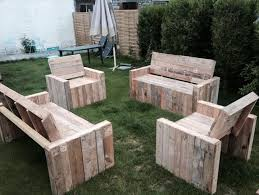 pallet outdoor bench diy. Making Pallet Benches DIY Beefy And Chairs Outdoor Bench Diy A