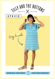 Tunic Pattern Magnificent STEVIE TUNIC Sewing Pattern Tilly And The Buttons