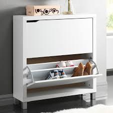 Modern Entryway Shoe Cabinet