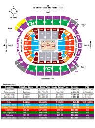 Raptors Tickets Price Chart 56 Proper Raptors Seating Chart Prices