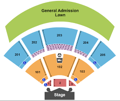 St Joseph S Amphitheater Seating Chart Kiss
