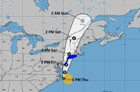 Tropical storm warning issued for Long ...