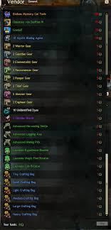 Guild Wars Dye Chart The Laurel Vendor And What It Means For The Economy