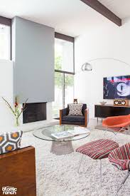 Retro Living Room How To Get An Open Feel In Your Retro Living Room