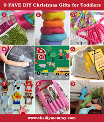 a handmade diy toddler gift ideas by the diy mommy