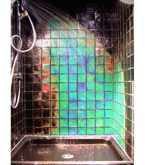 Color Changing Bathroom Tiles