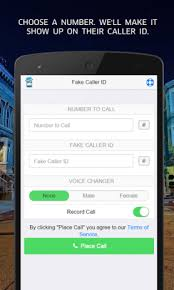 For Download Caller Apk Fake 1 Id Aptoide 4 1 Android wg06nqXf6