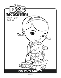 Doctor Bag Coloring Page New Free Thanksgiving Doc Mcstuffins
