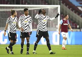With his side's champions league fate set to be decided in the midweek trip to leipzig. Man Utd Fights Back To Beat West Ham 3 1 Before 2 000 Fans The San Diego Union Tribune