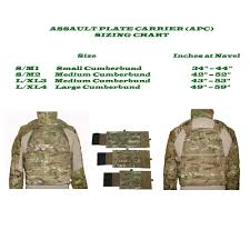 Mayflower Rc By Velocity Systems Assault Plate Carrier Apc