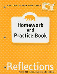 Reflections  California  A Changing State  Homework and Practice Book   Grade   Pinterest