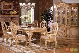 Formal Dining Room Furniture Manufacturers Cool Dining Room Sets With Upholstered Chairs Image Cragfont