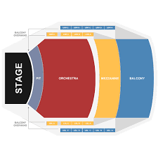 Phillips Center Gainesville Seating Chart Curtis M Phillips Center For Performing Arts Gainesville
