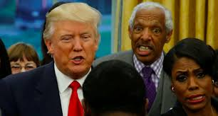 Image result for trump omarosa images