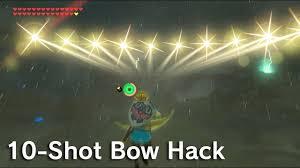Light Bow Botw 10 Shot Burst Bow Of Light Zelda Botw On Switch