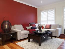 In the contemporary living room designs it is normally used on doors in bold bright shades. How To Pull Off Red Walls For Chinese New Year