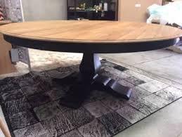 dining room sets gumtree. hamptons solid timber pedestal 6ft round dining table 180cm room sets gumtree u