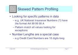 etis data quality common problems checks presentation