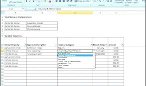 Business Expenses Spreadsheet Template Excel #6d274a7b0c50 - Grdc