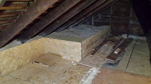 How To Install Cellulose Insulation GreenBuildingAdvisorcom - Bathroom venting into attic