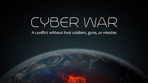Image result for cyberwar