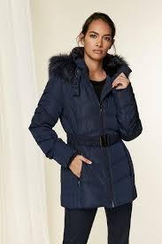 Blue Coat Blue Womens Coats Macs Trench Coats Parkas Wallis