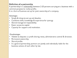 topic the business set up presentation topic the business  3 definition