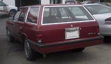 plymouth reliant 1986 1988 dodge aries wagon