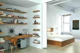 office floating shelves. Cool Shelf Office Floating Shelves Wall Enchanting Interior Desk  Home Liner Ideas Office Floating Shelves