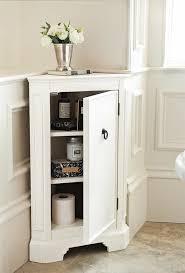 white corner bathroom storage bathroom corner furniture