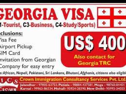- Visa Youtube Crown Georgia Immigration Channel Visa Business Evisa