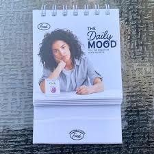 Emoji A Day A Daily Mood Flip Chart Fred The Daily Mood Desk Flipchart Nwt