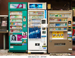 Cigarette Vending Machine India Magnificent Japanese Cigarettes Advertising Stock Photos Japanese Cigarettes