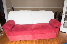 how to reupholster a couch without