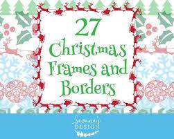 Christmas Photo Frames For Kids Christmas Border Clipart Holiday Borders Christmas