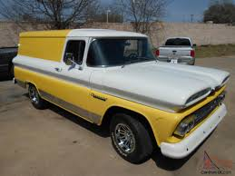 Truck 1963 chevy panel truck for sale : Chevy Apache Panel