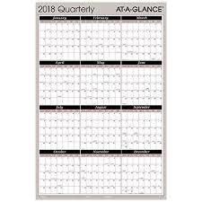 Calendar Year Quarters